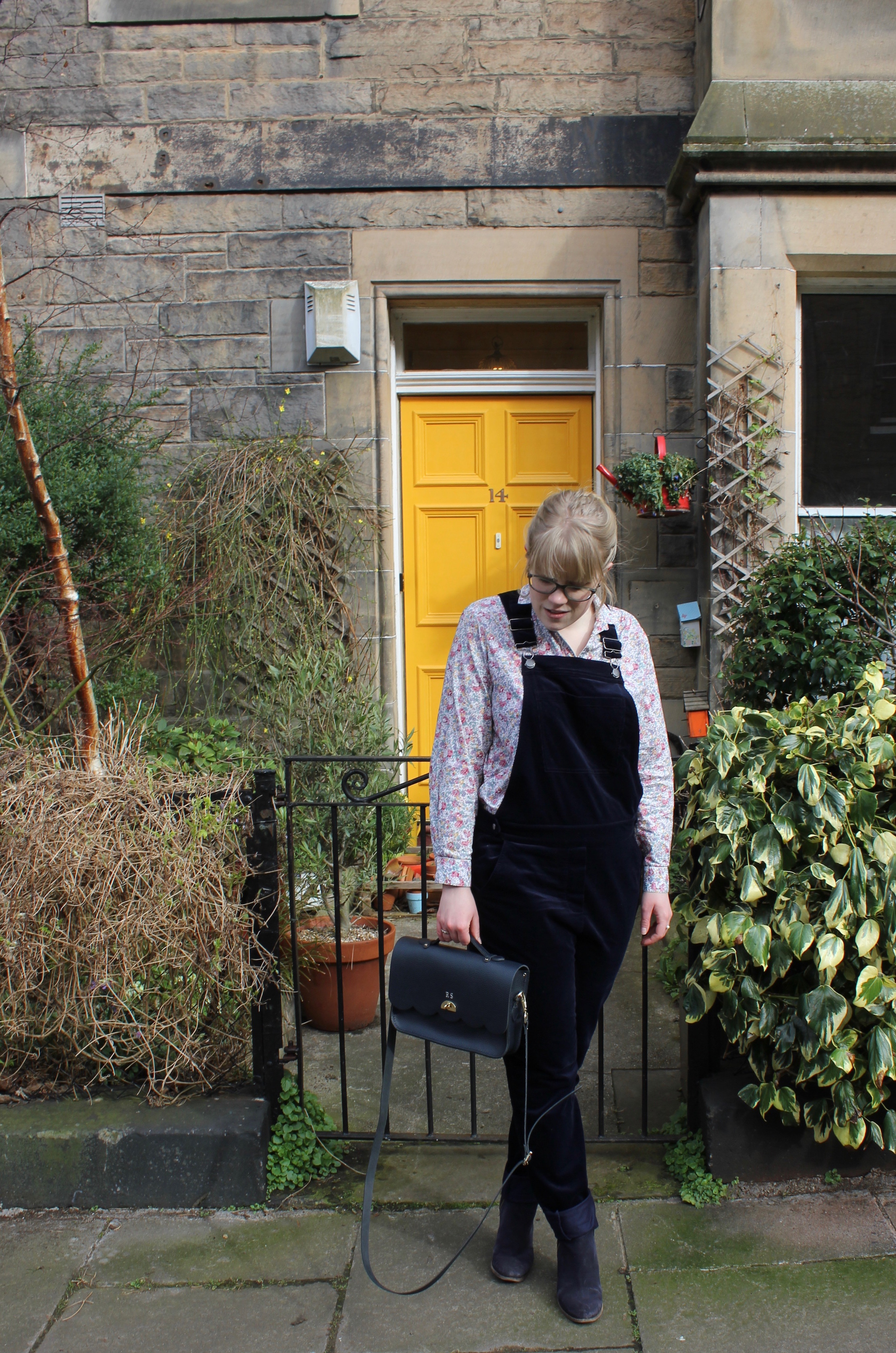 Laura Ashley dungarees