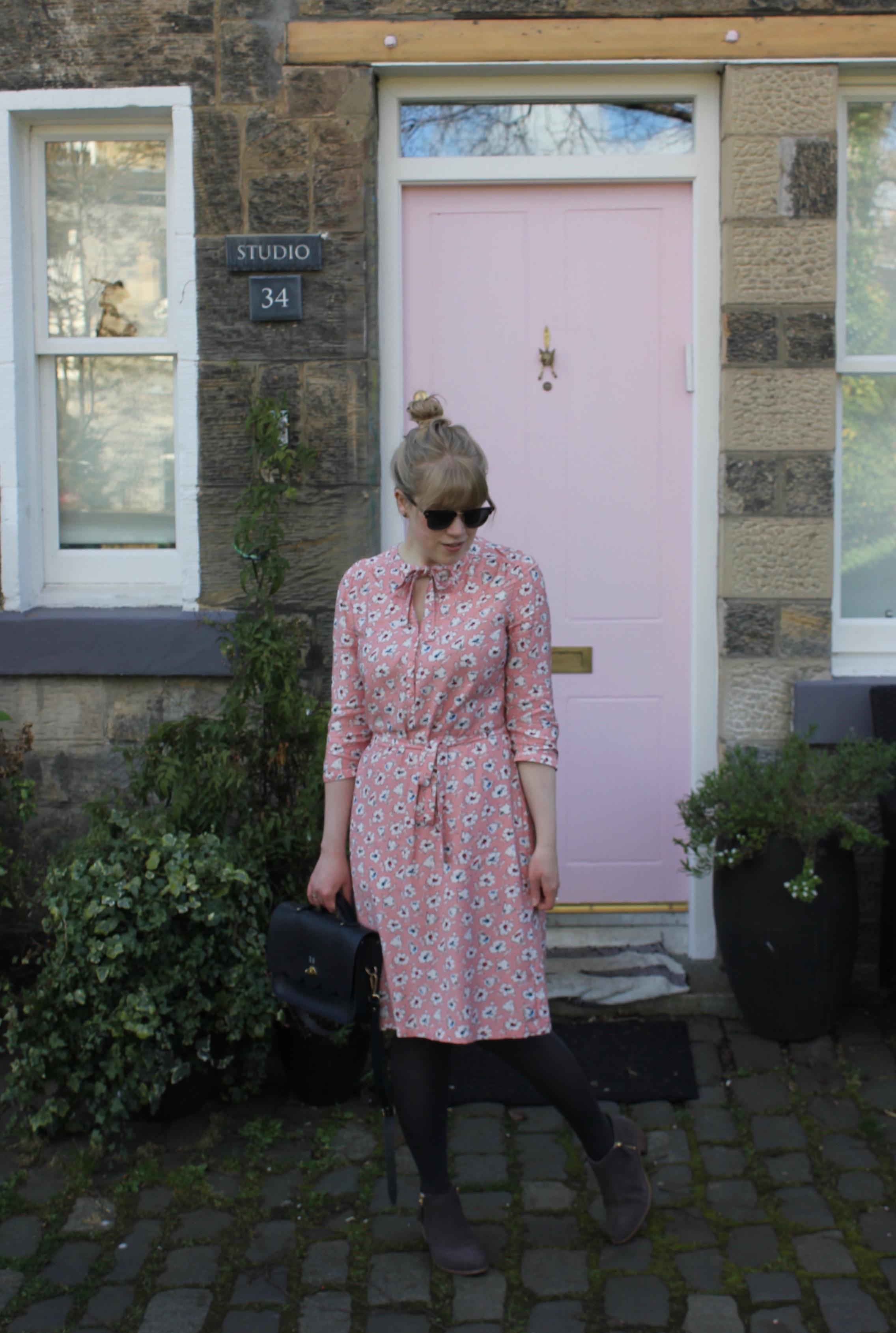 Cath Kidston tea dress