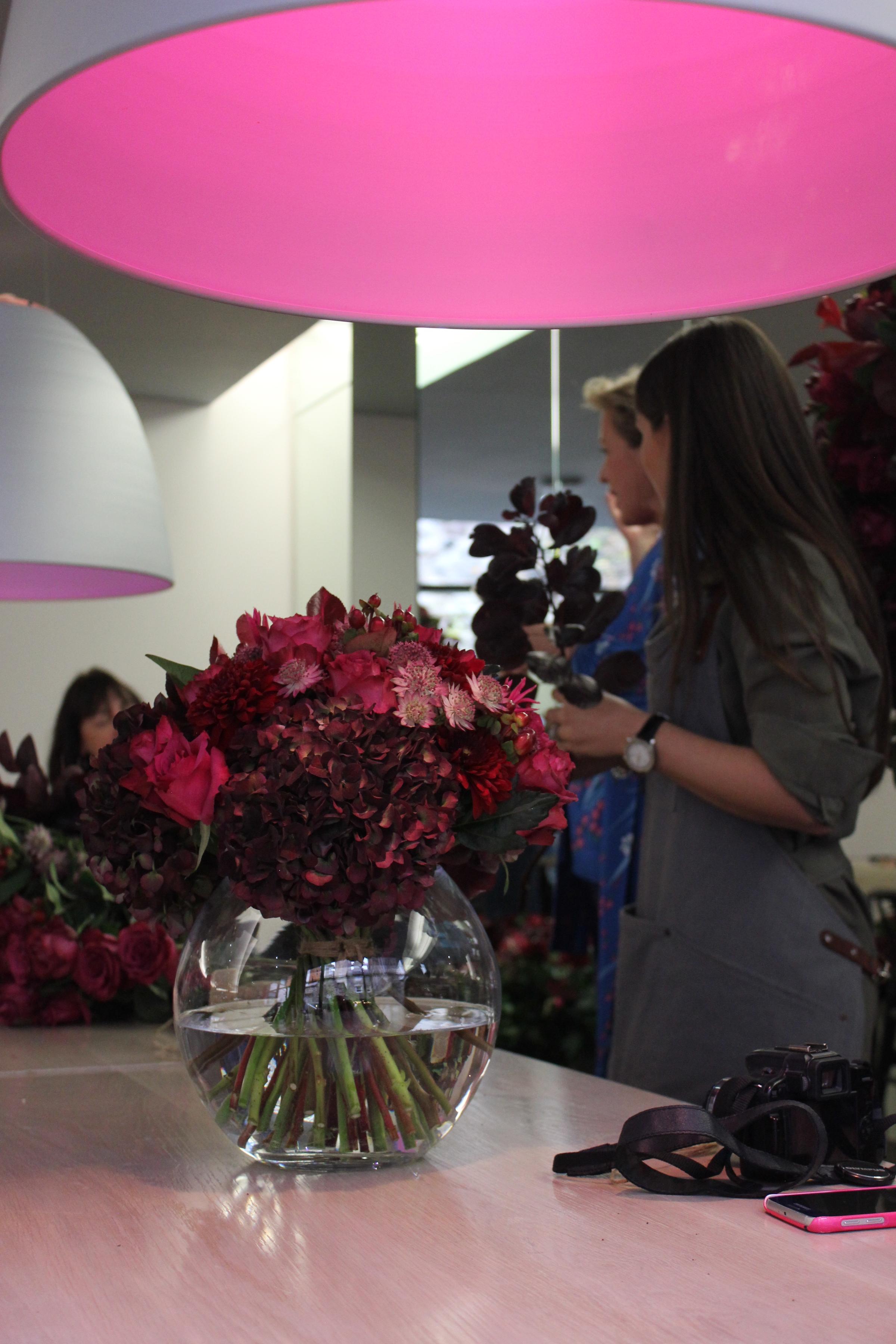Bloom & Wild Nikki Tibbles Masterclass