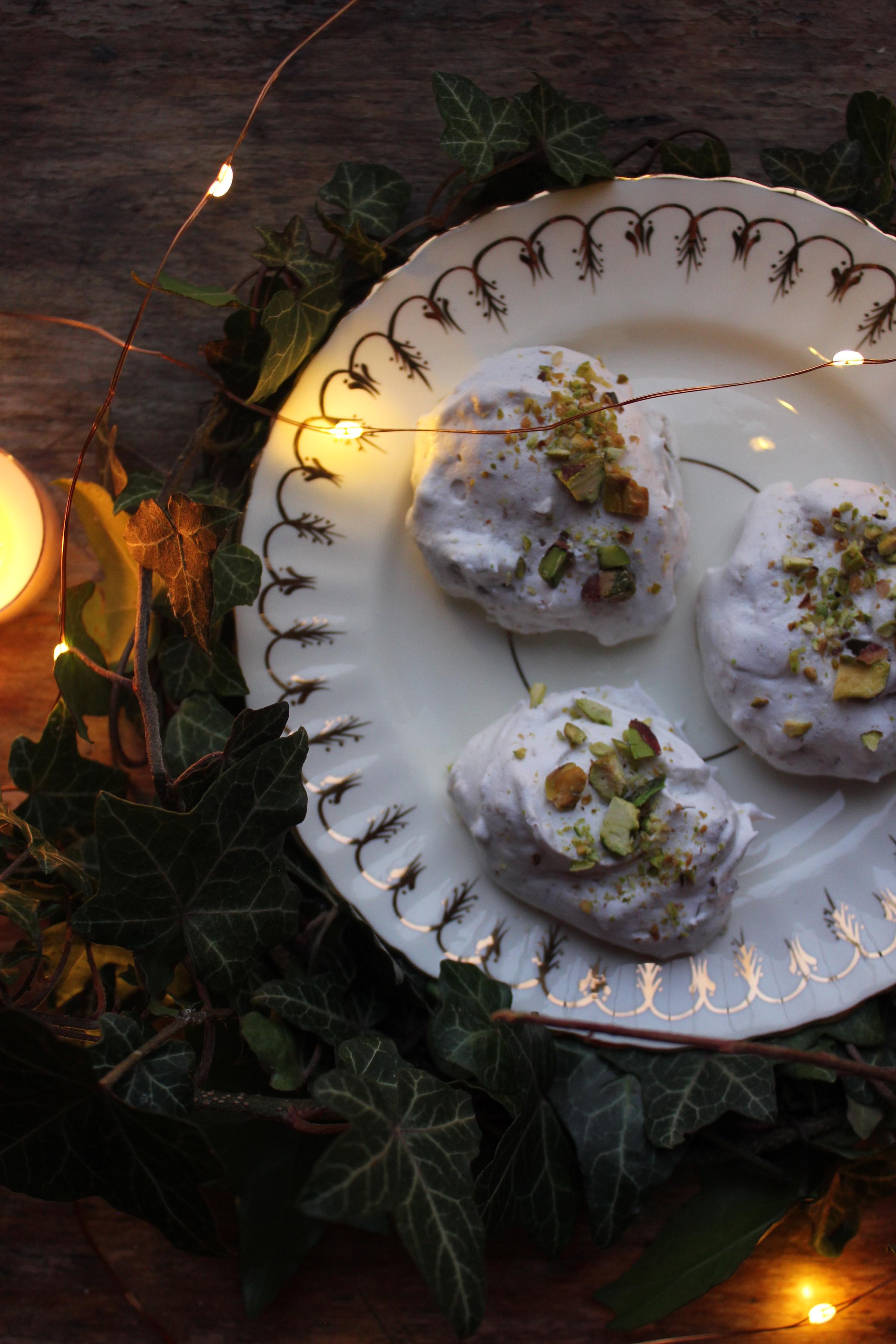Nigella's Forgotten Cookies