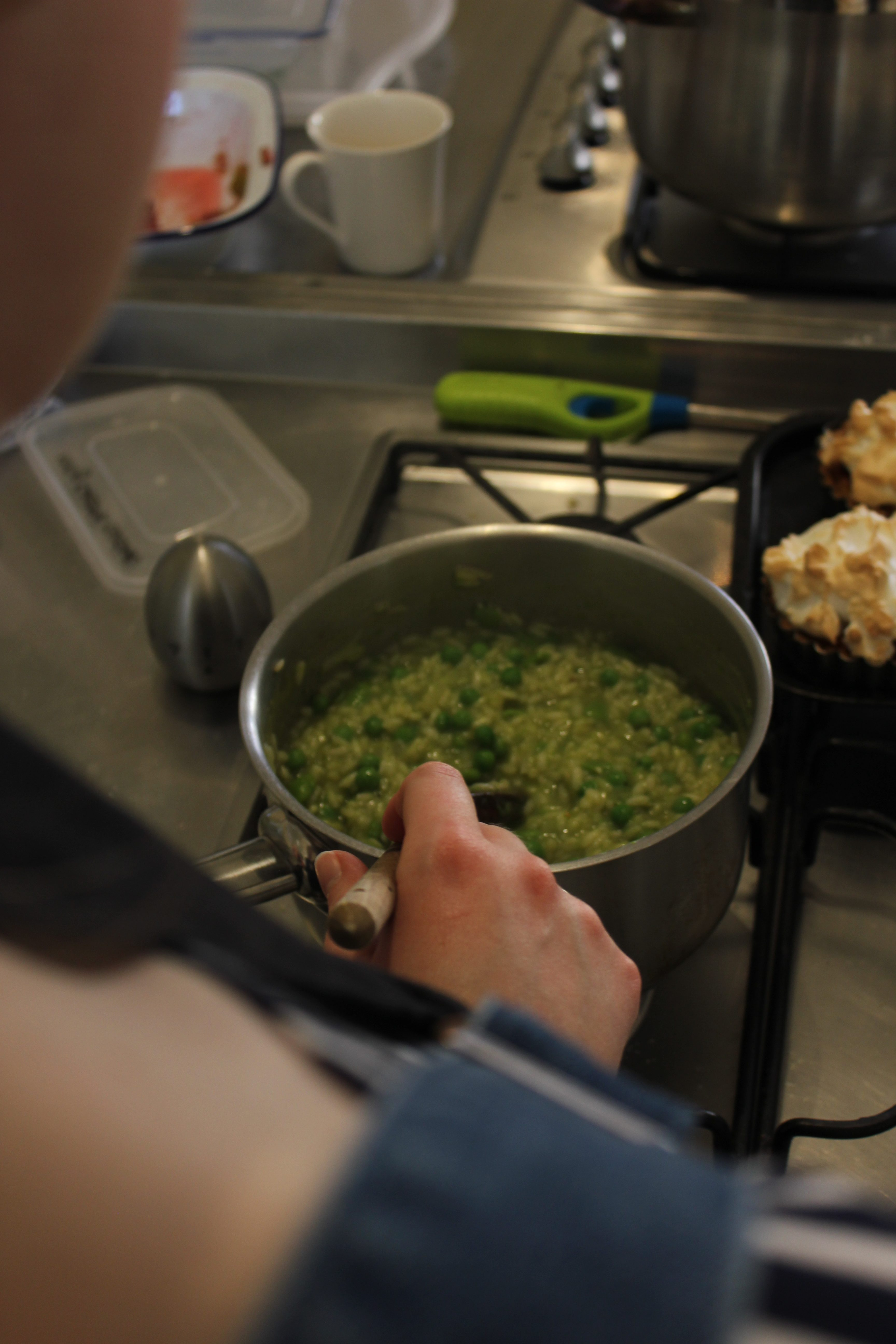 Spring Entertaining, Colstoun Cookery School