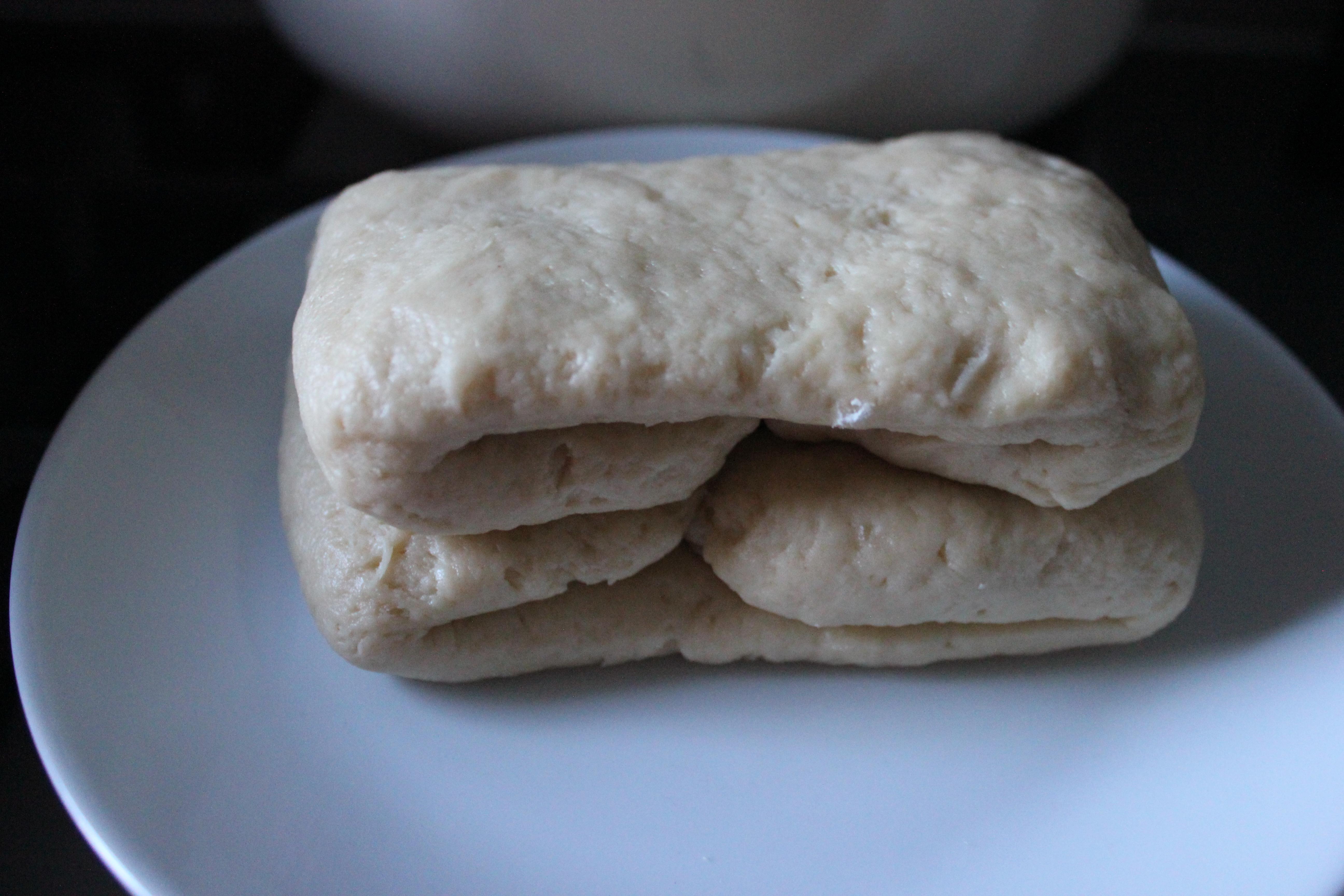 Twenty Minute Croissant Dough