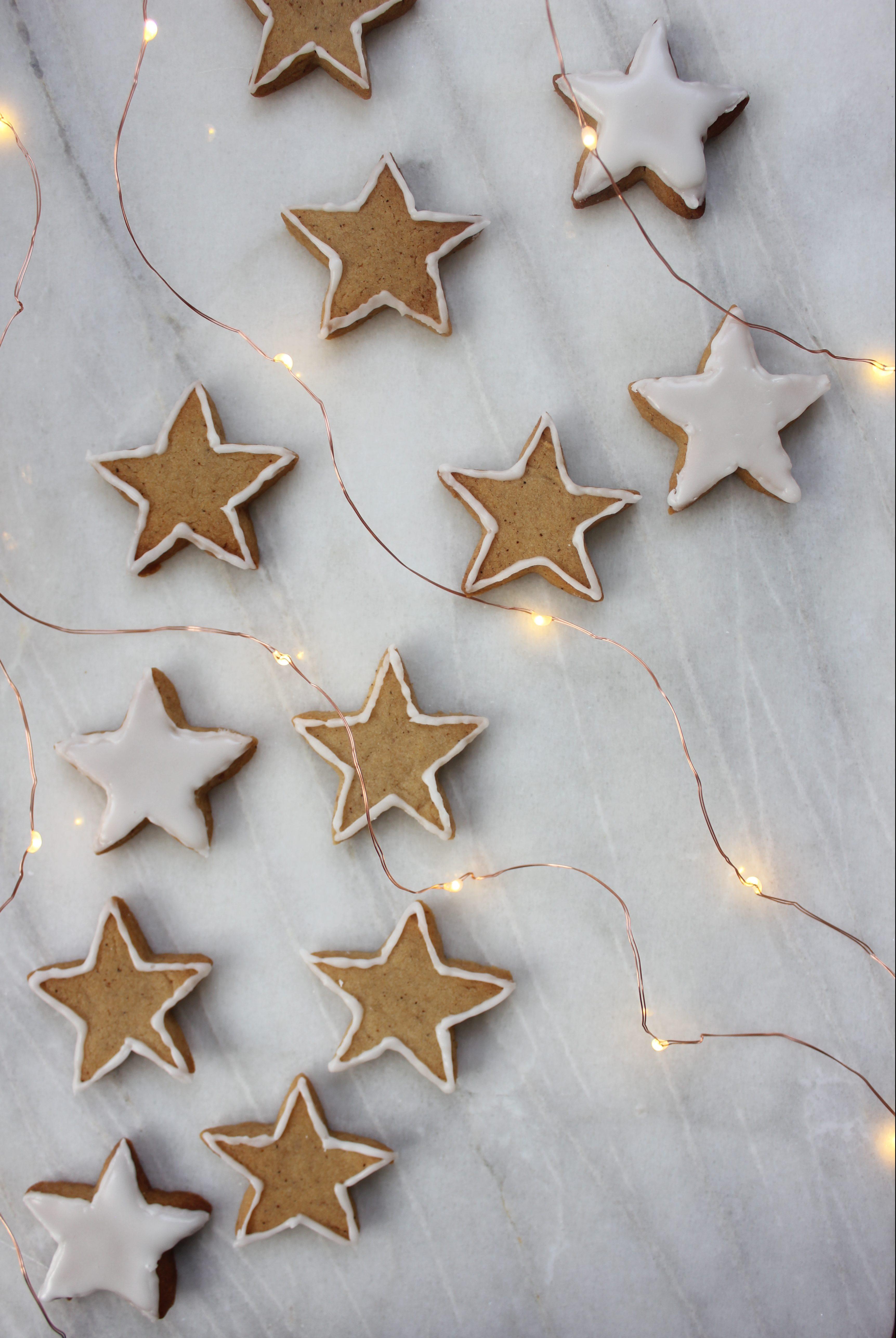 Star anise shortbread