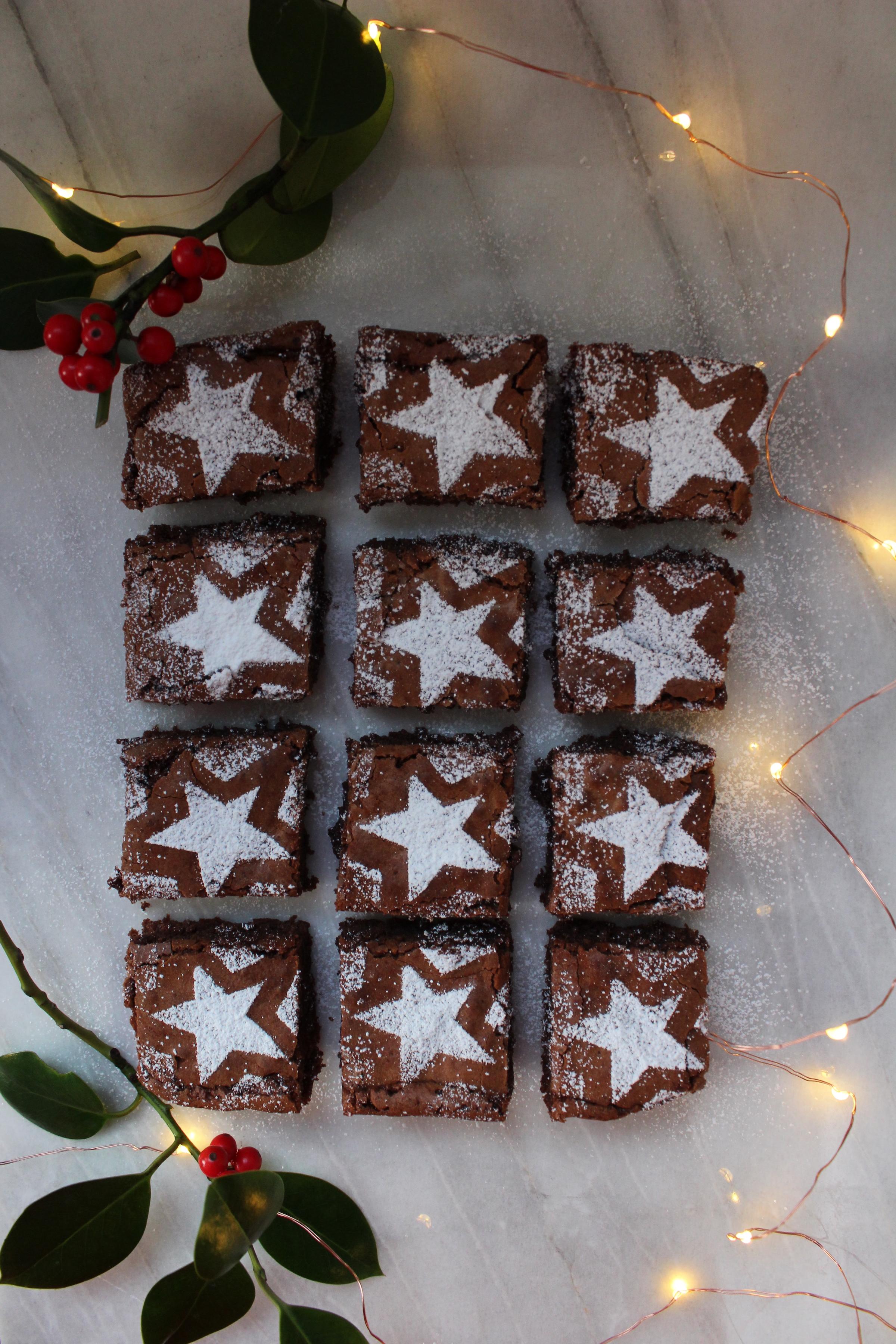 Mincemeat Brownies