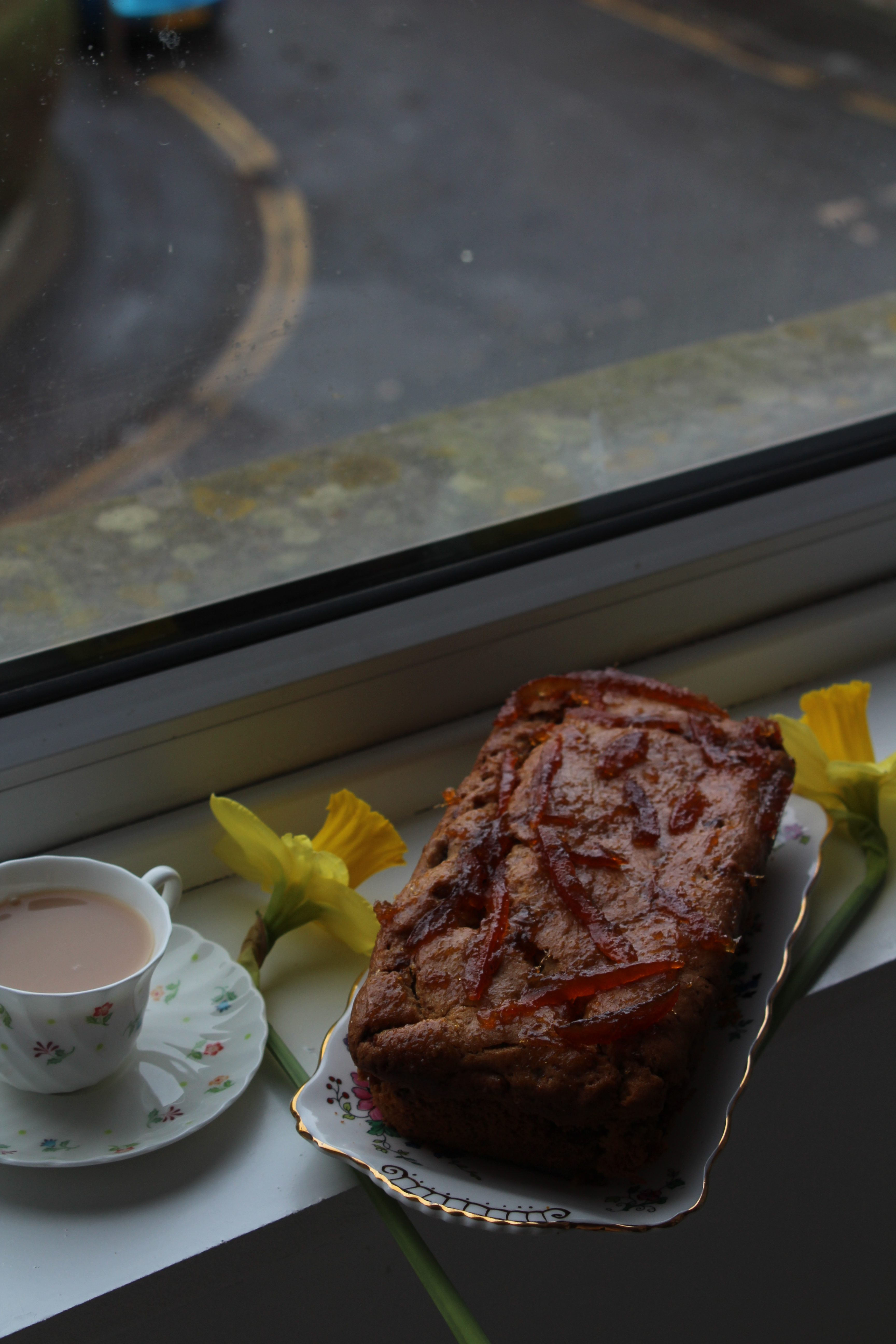 Vegan Marmalade Cake