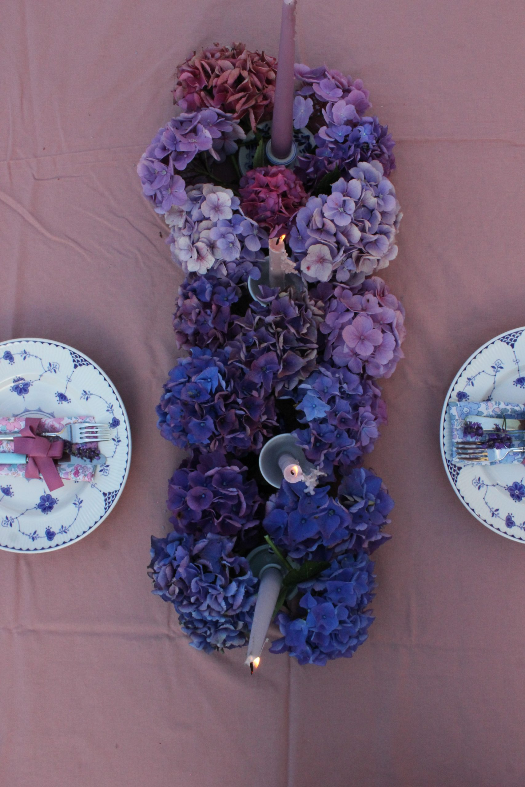 A Late Summer Tablescape