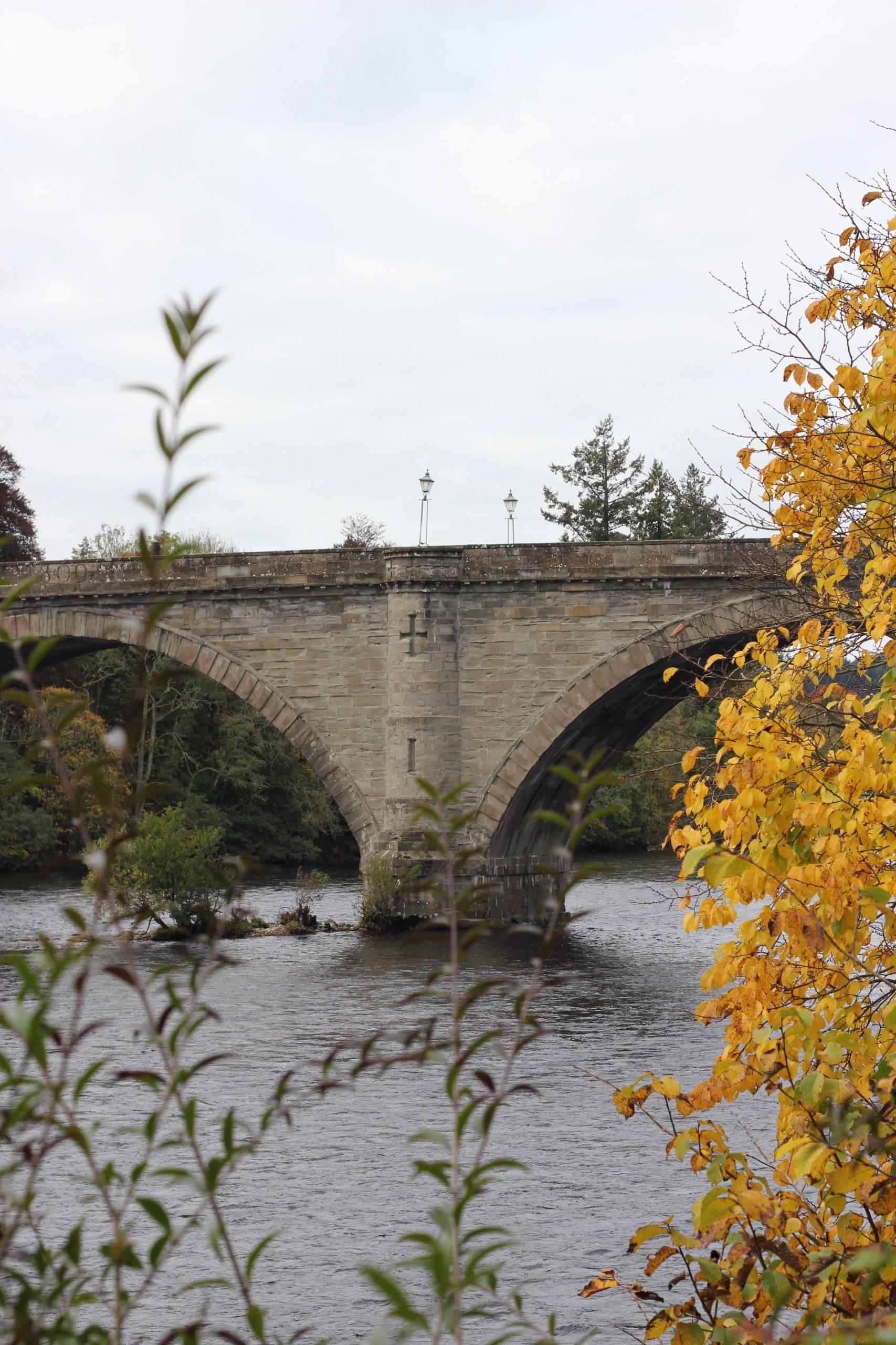 Dunkeld, Highland Perthshire