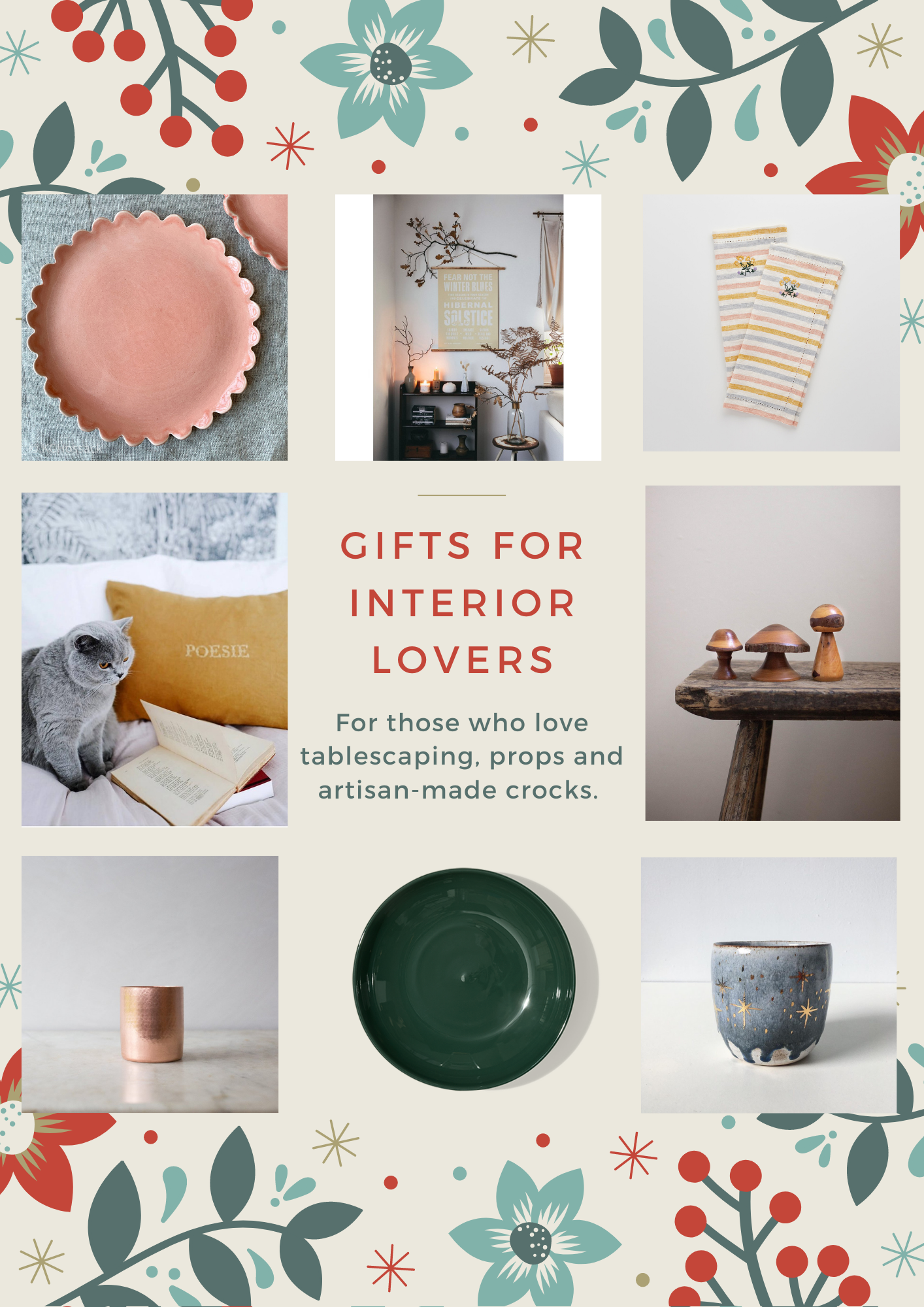 Interior Lover Gift Guide