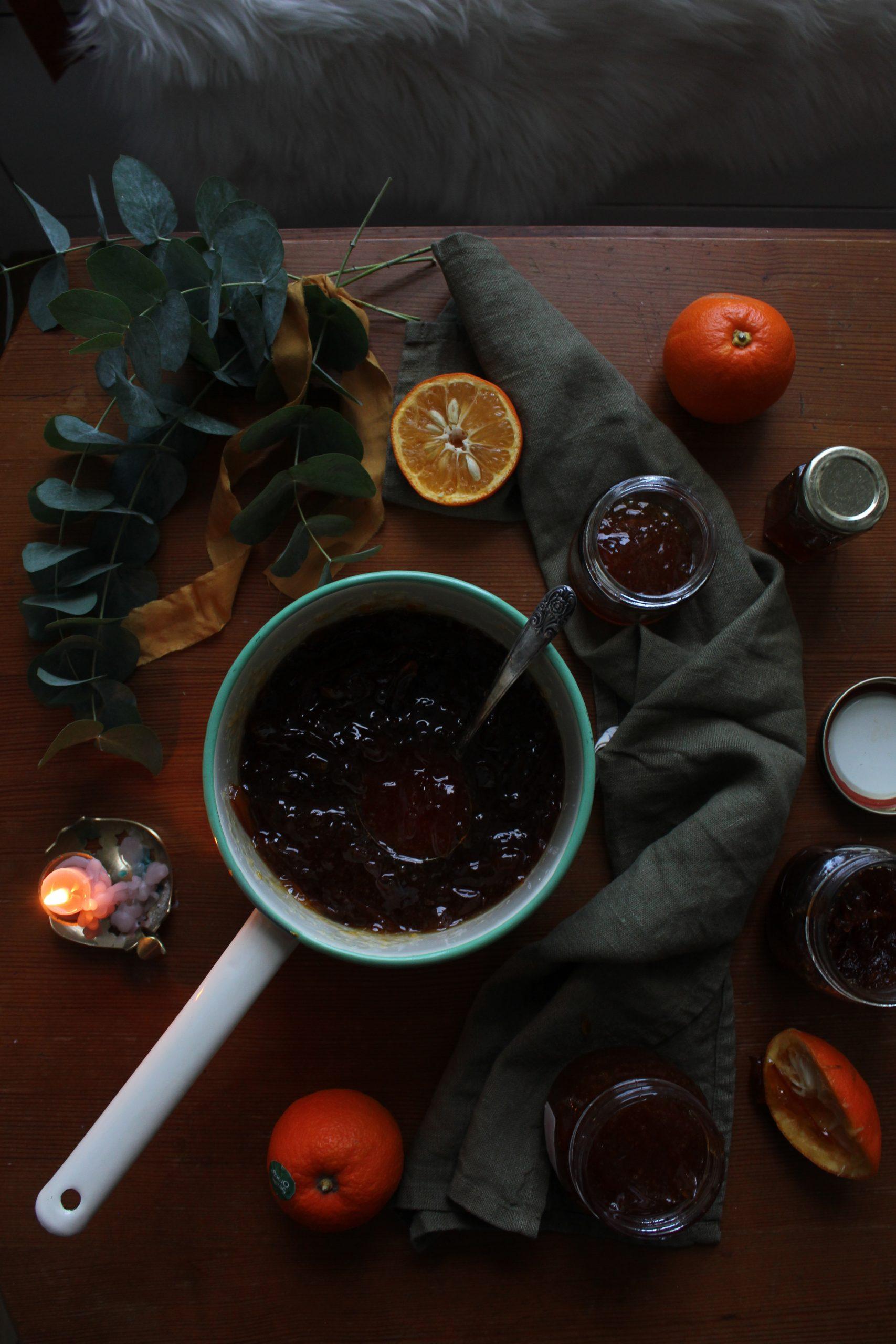 Traditional Marmalade Recipe