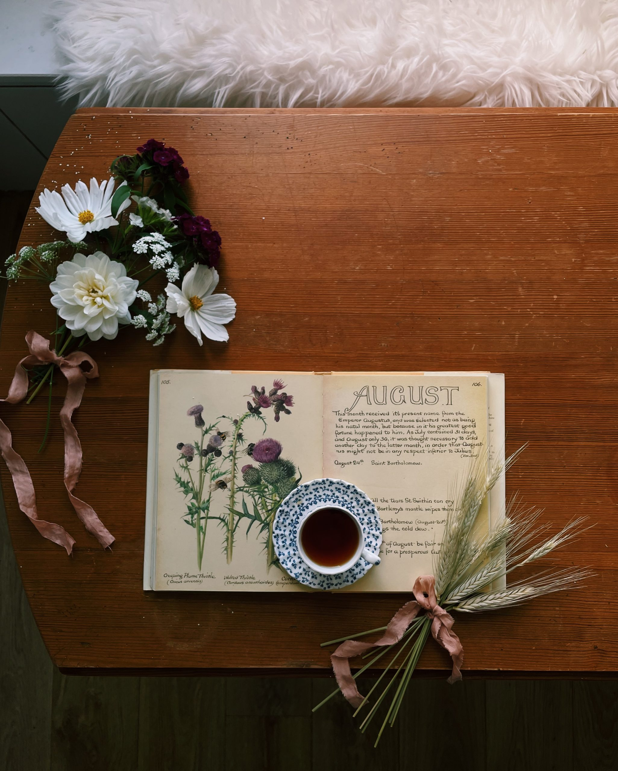 August Slow Living Tips